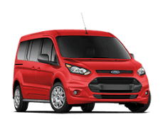 San Diego Ford Transit Connect