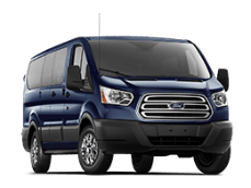 Oceanside Ford Transit