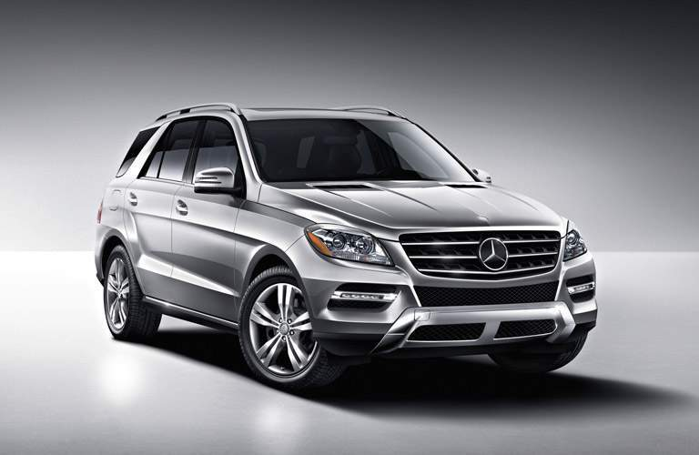 Used 2014 Mercedes-Benz M-Class