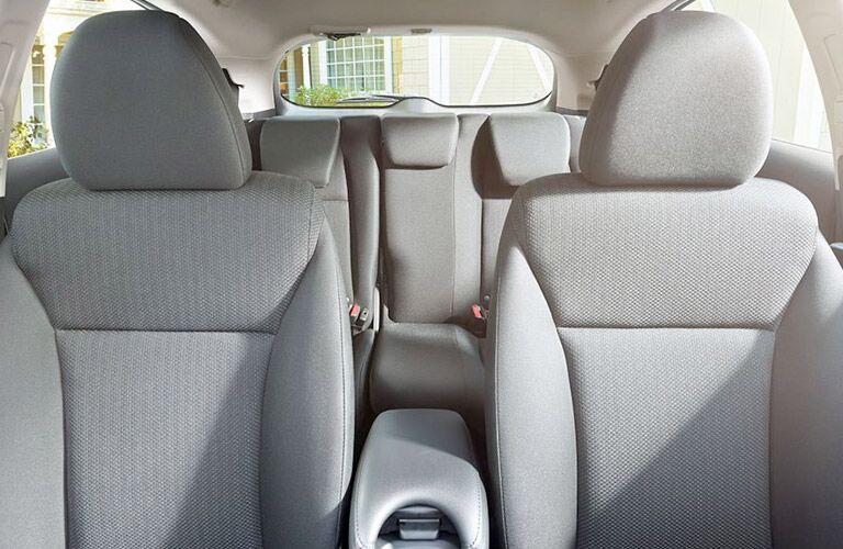 Honda HR-V interior passenger seats