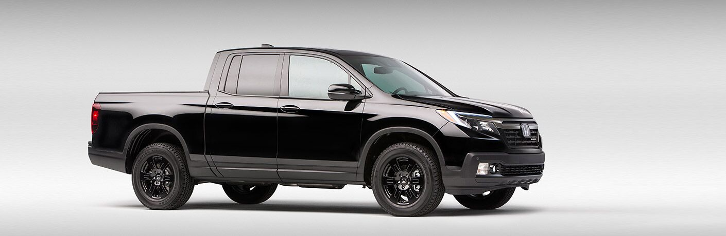 Honda Ridgeline side profile