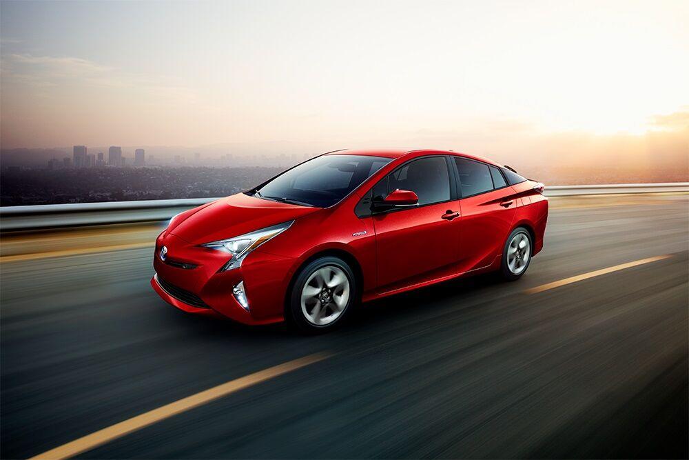 Toyota Prius Trim Levels