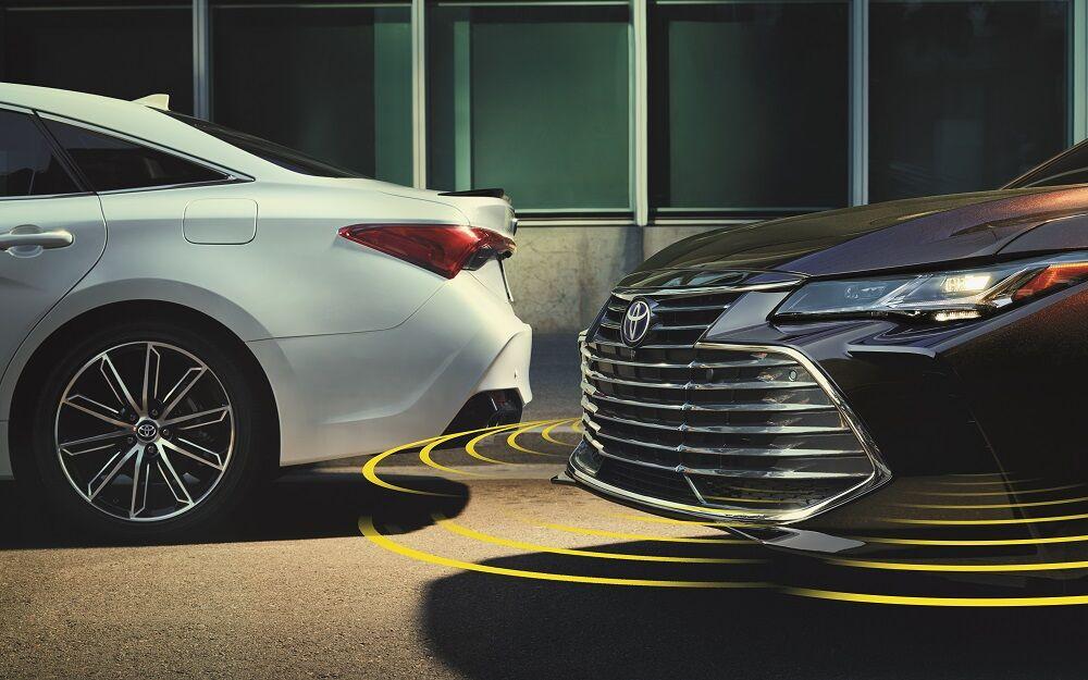 2019 Toyota Avalon Features
