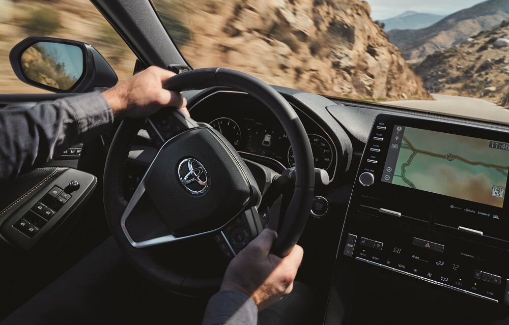 Toyota Avalon Interior Technology