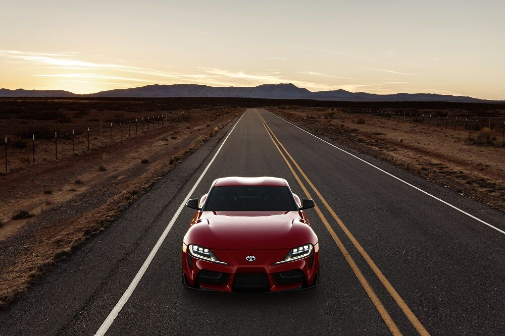 Toyota Supra Safety