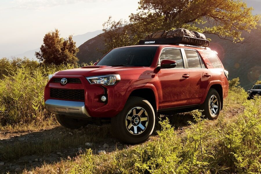 Toyota 4Runner Performance Features