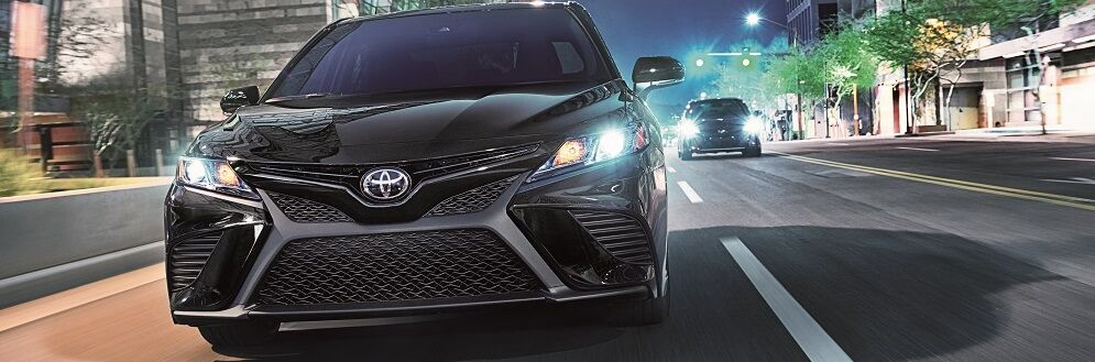 Toyota Camry SE Nightshade