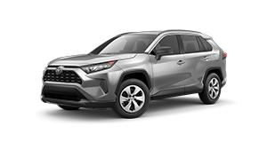 2019 Toyota RAV4 Magnetic Gray Metallic