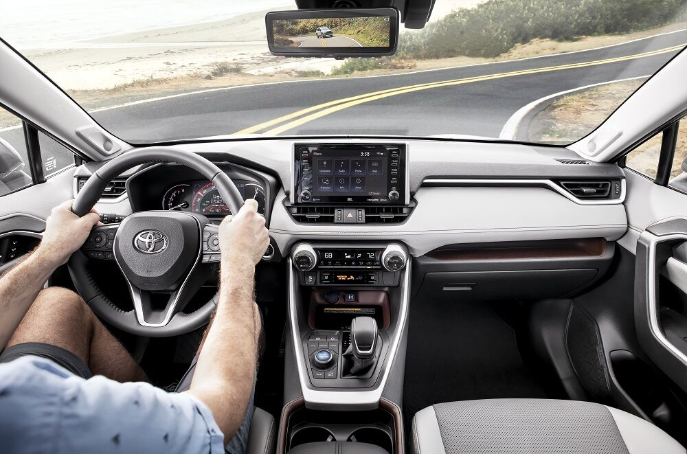Toyota RAV4 Safety Features