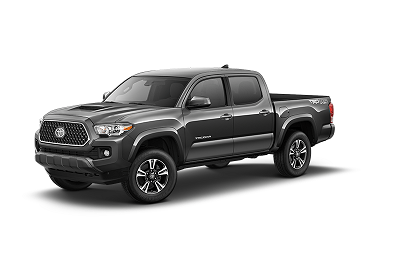 Toyota Tacoma Trim Levels