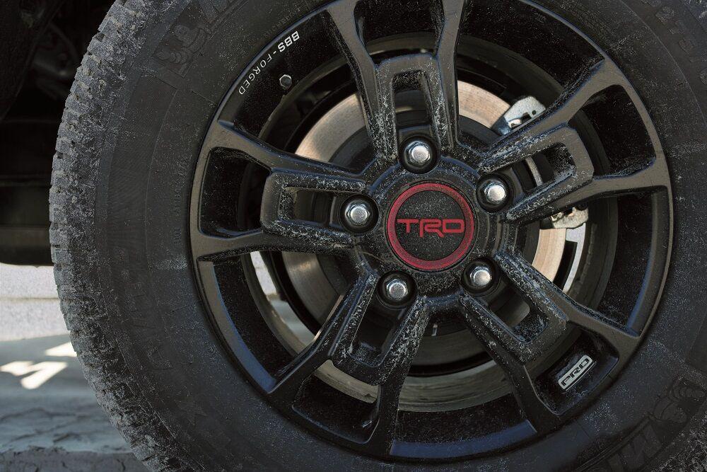 Toyota Tundra Trim Levels