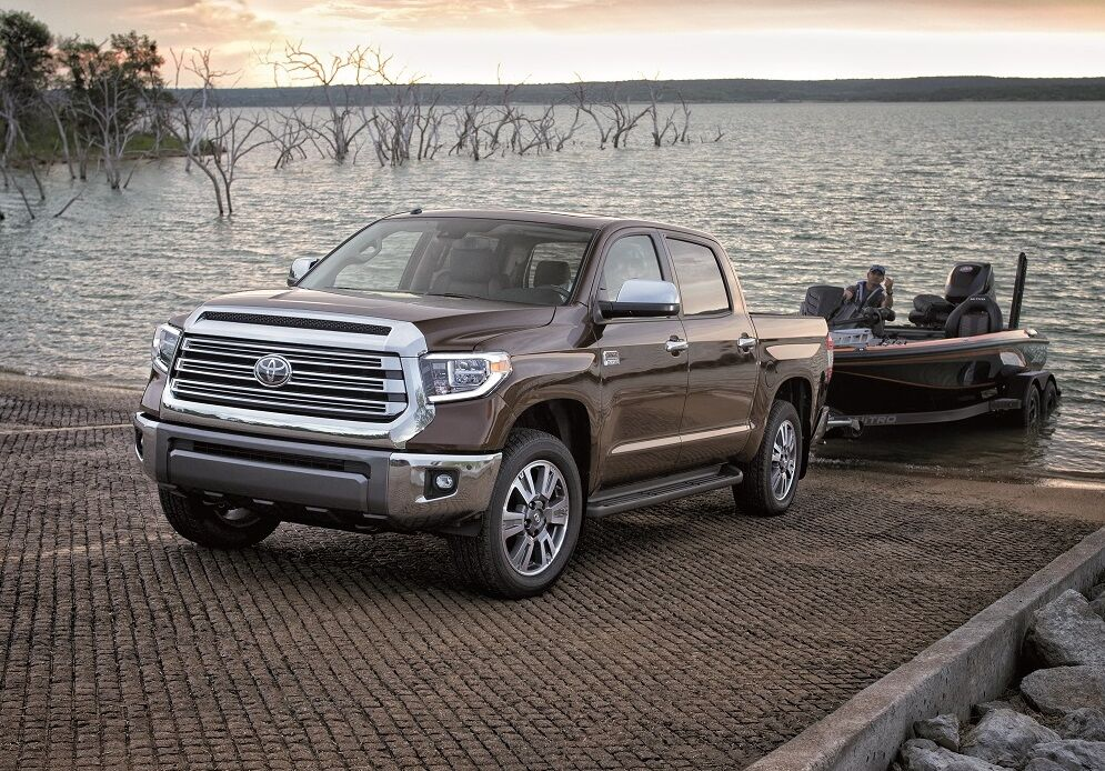 Toyota Tundra Performance Features