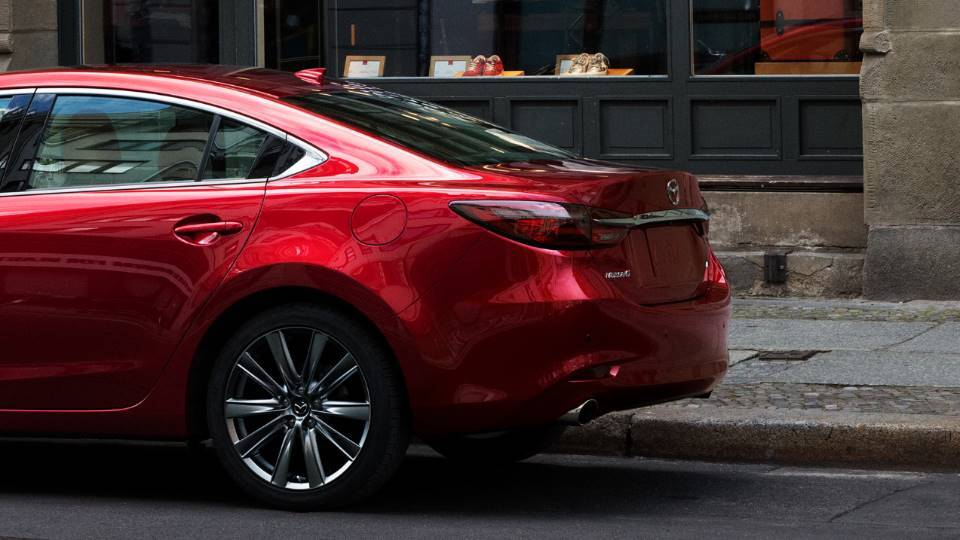 2018 Mazda6 in Newport, OR