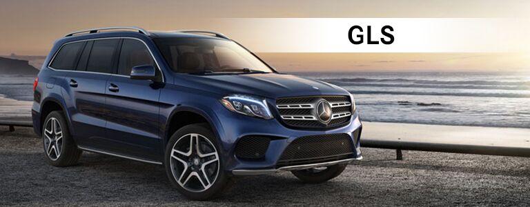 2018 Mercedes-Benz GLS exterior profile