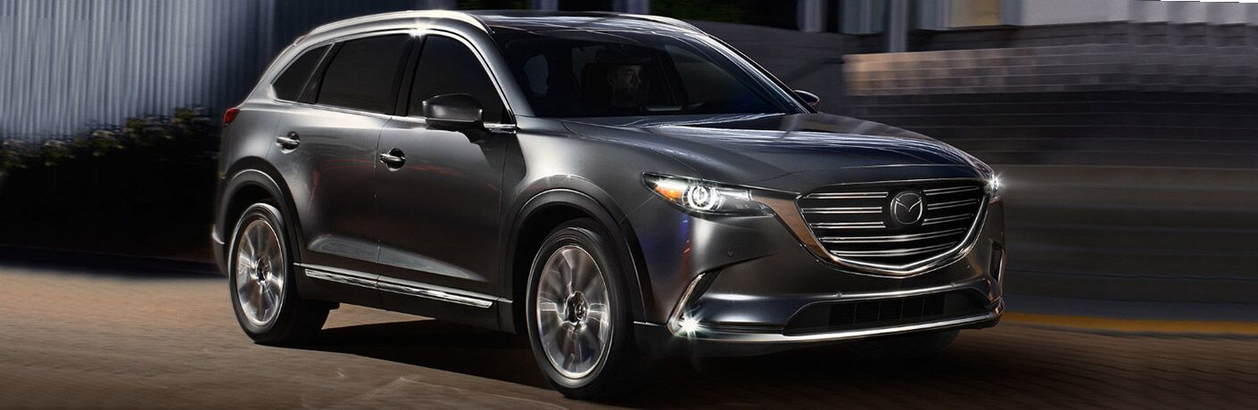 2018 Mazda CX-9 Exterior Front Featured Image