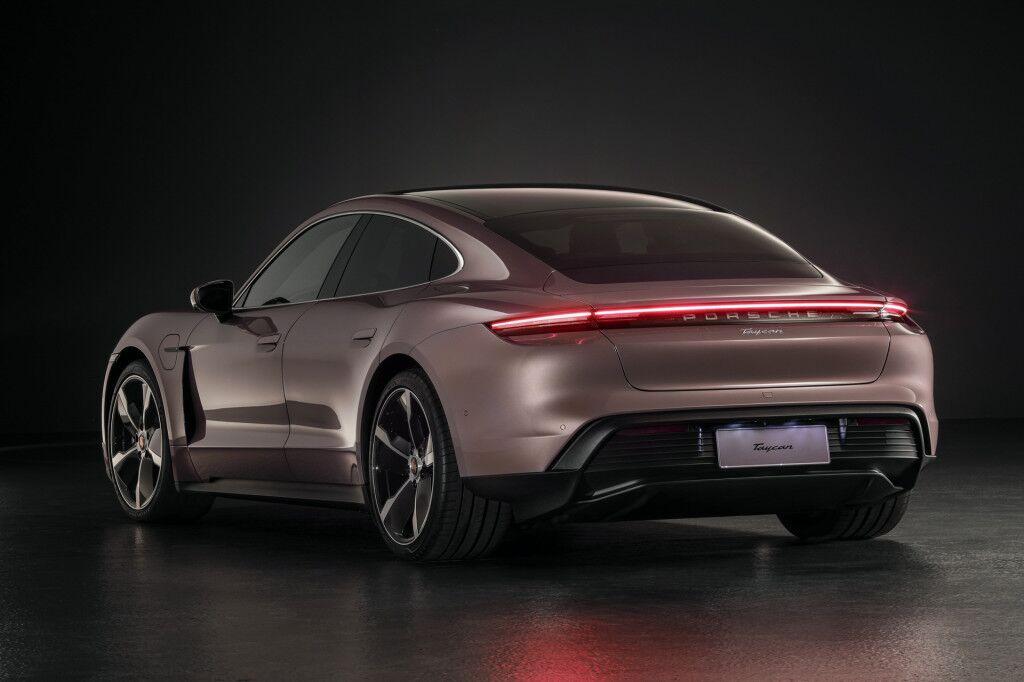 2021 Porsche Taycan | Porsche Exchange