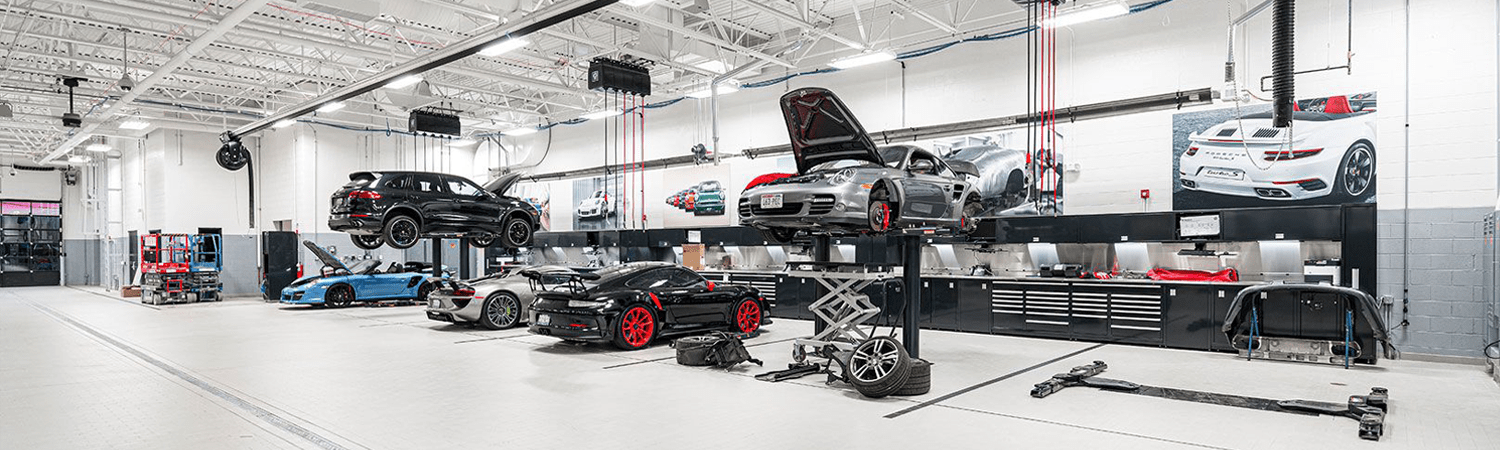 Porsche Exchange Recommended Annual Maintenance | Porsche Exchange