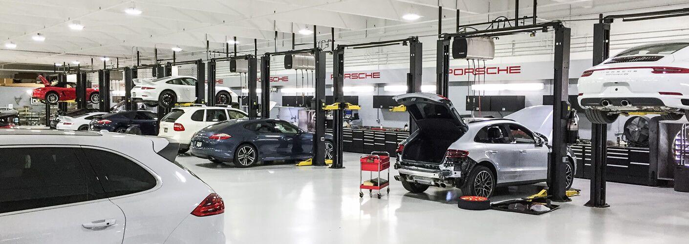 Porsche Certified Service