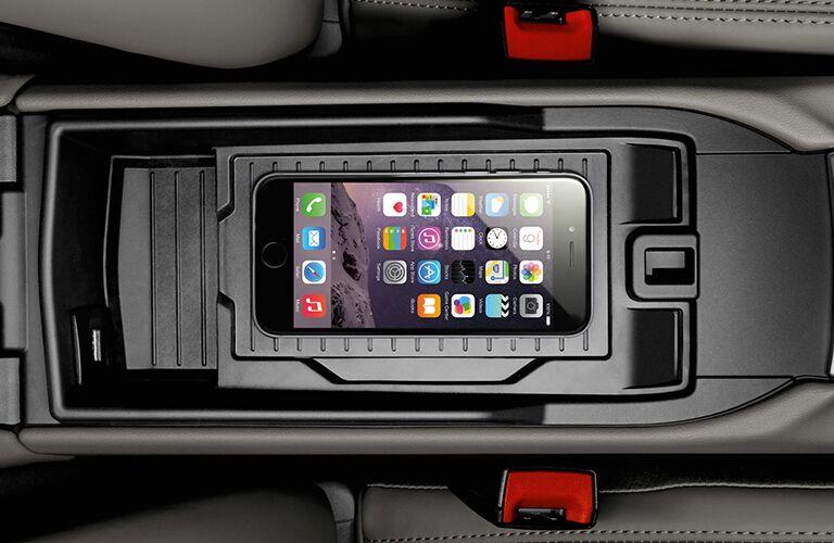 2019 Porsche 718 Cayman phone holder