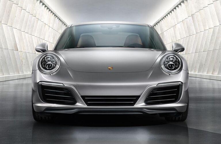 2019 Porsche 911 front view