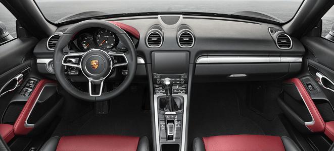 Buy a 2018 Porsche 718 Boxster