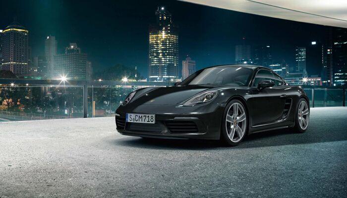 Finance a 2019 Porsche 718 Cayman from Loeber Motors Porsche
