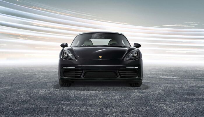 Stay safe in the 2019 Porsche 718 Cayman