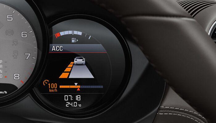 The 2019 Porsche 718 Cayman offers advanced technology features