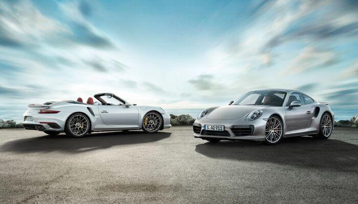 Finance a new 2019 Porsche 911 Turbo from Loeber Motors Porsche