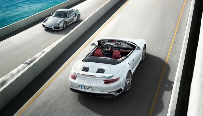 Stay safe inside the 2019 Porsche 911 Turbo
