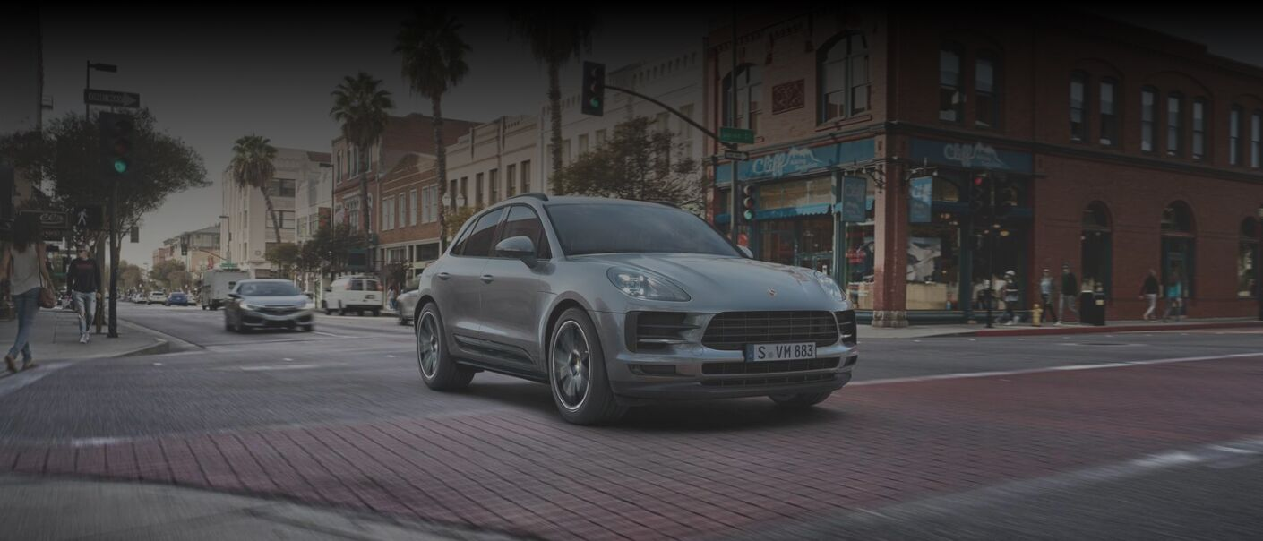 2019 Porsche Macan available at Loeber Motors Porsche near Glenview, IL