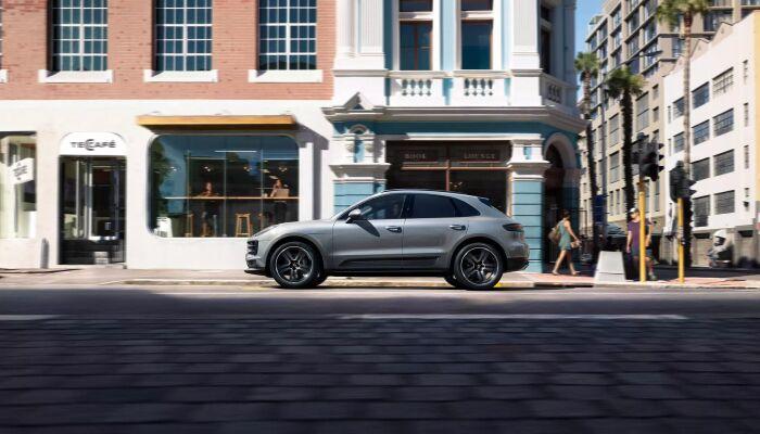 Finance a 2019 Porsche Macan from Loeber Porsche