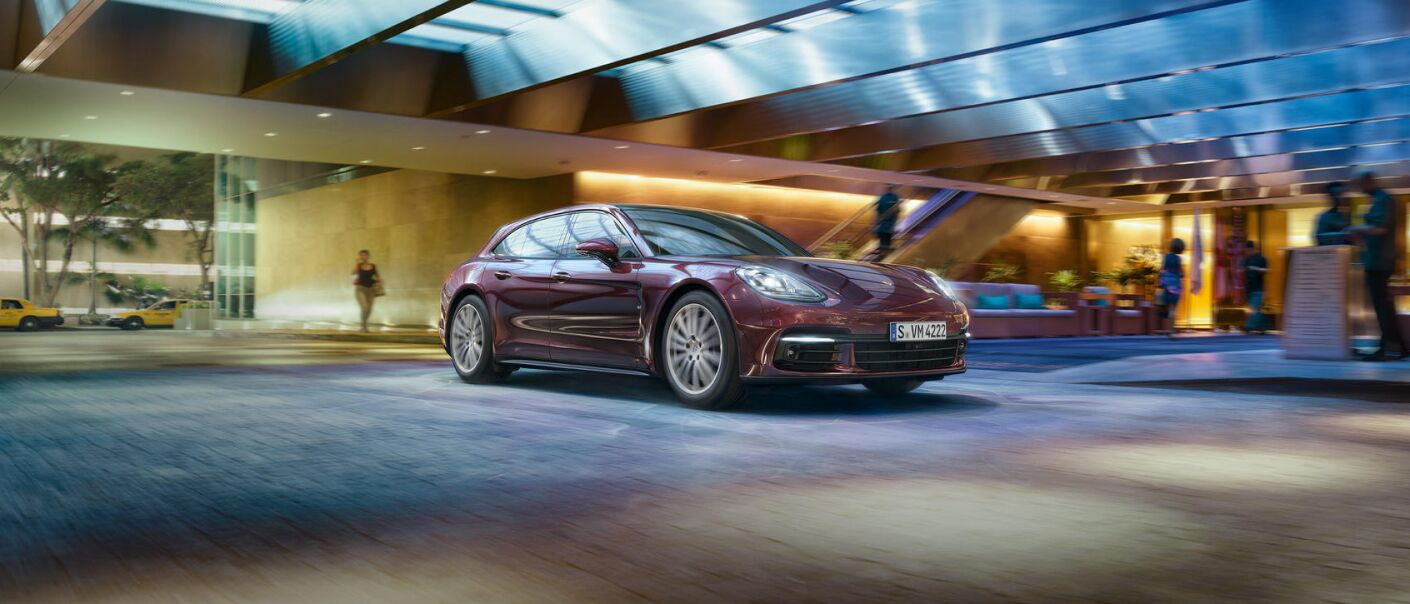 The 2019 Porsche Panamera available at Loeber Porsche, near Park Ridge, IL