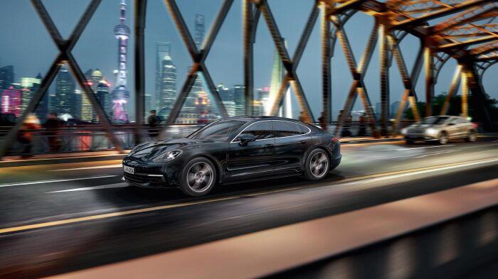 The powerful 2019 Porsche Panamera