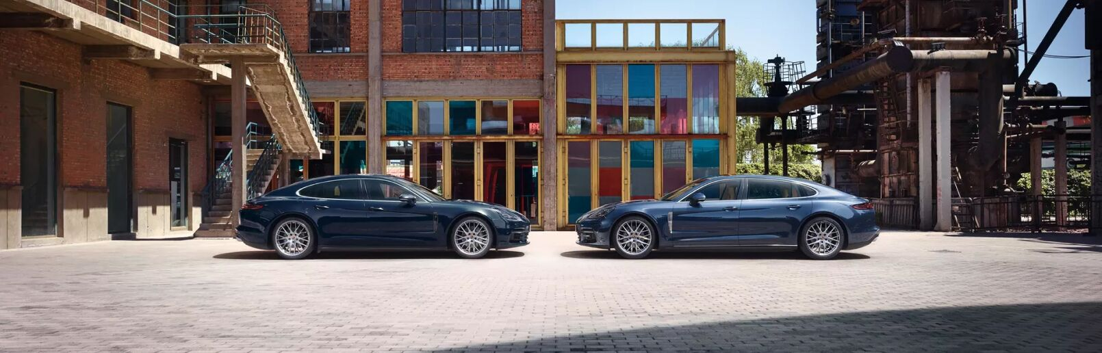 The 2019 Porsche Panamera available at Loeber Porsche near Kenilworth, IL