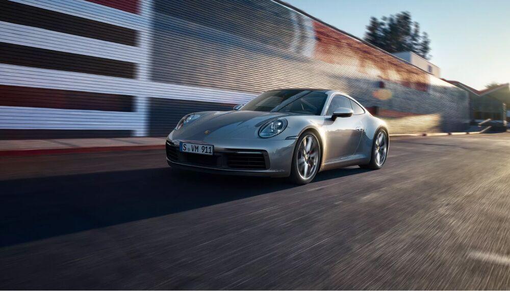 The Porsche 911 Carrera S available at Loeber Porsche in Lincolnwood, IL