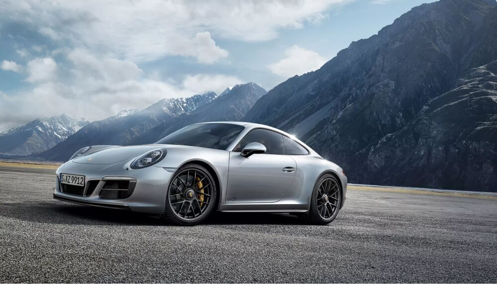 The Porsche 911 GTS available at Loeber Porsche in Lincolnwood, IL