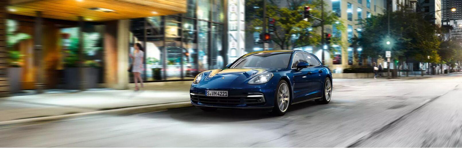 Loeber Porsche is a new and used Porsche dealership near Golf, IL