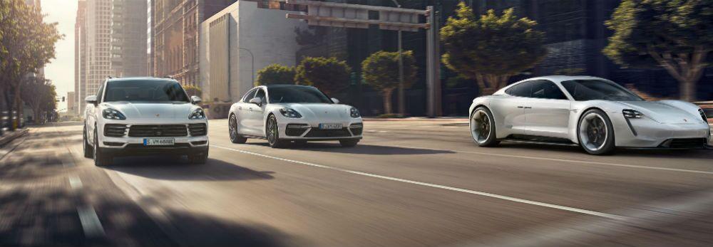2019 Porsche models Loeber Motors Lincolnwood, IL