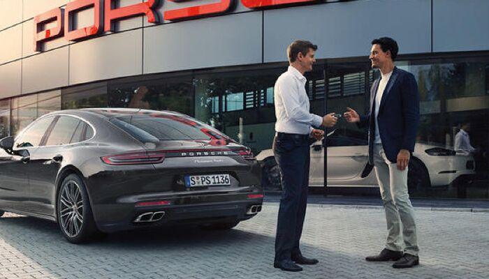Finance a Porsche from Loeber Motors Porsche