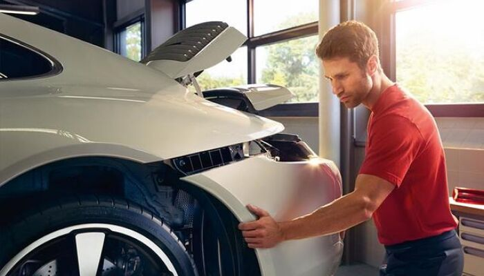 Loeber Porsche's Service Center will keep your vehicle on the road