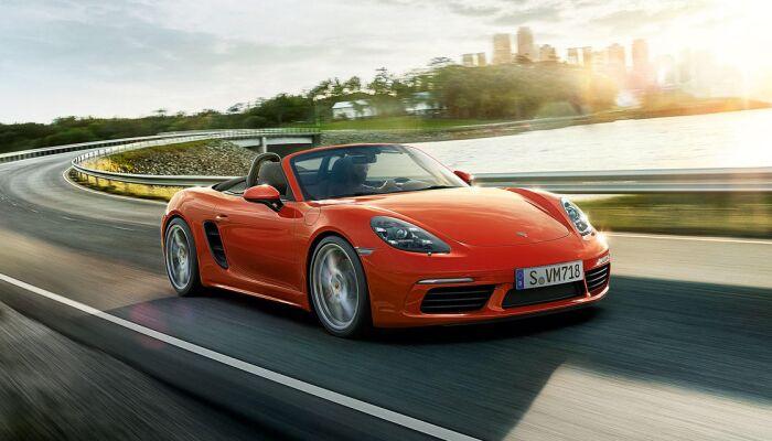 Loeber Motors Porsche has a large inventory of new Porsche vehicles