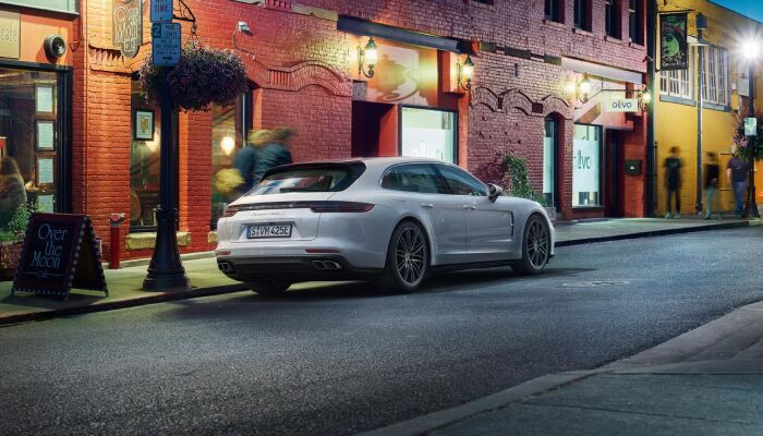 Loeber Motors Porsche has a large inventory of pre-owned vehicles