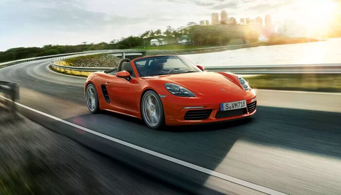 Loeber Porsche has a large inventory of pre-owned Porsche vehicles
