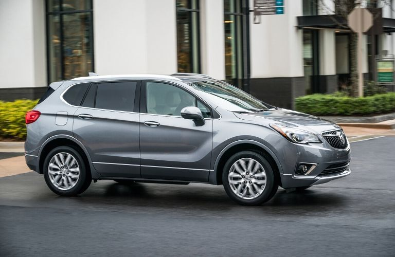 2020 Buick Encore from exterior passenger side