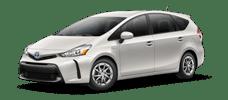 Rent a Toyota Prius v in Fallon Toyota