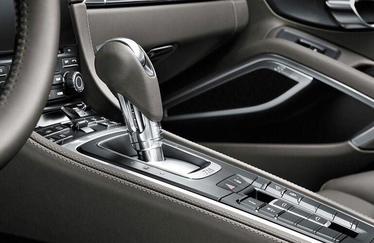 2018 Porsche 718 Boxster shift knob
