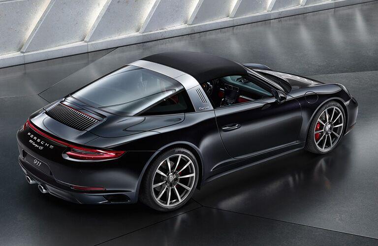 2019 Porsche 911 Targa 4 exterior profile