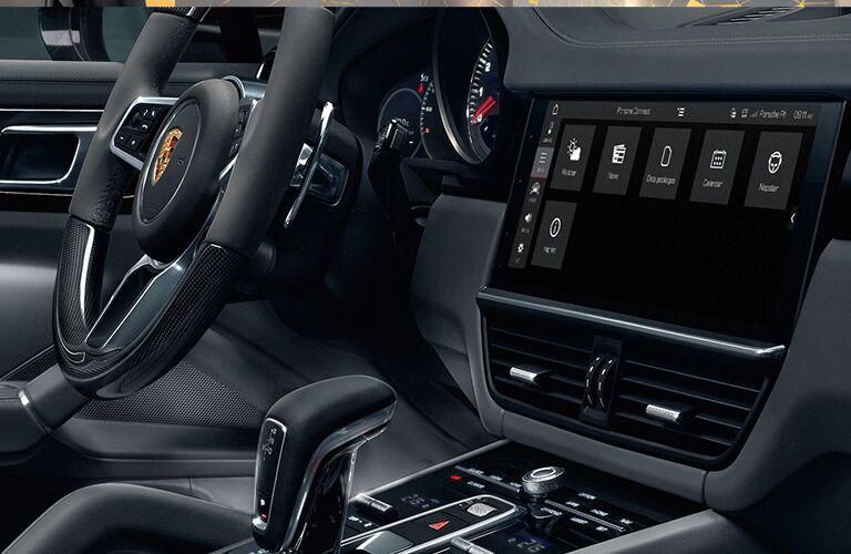 2019 Porsche Cayenne E-Hybrid front interior