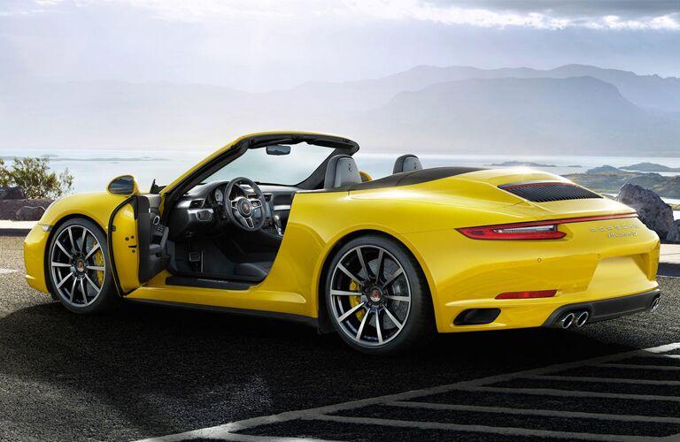 2019 Porsche 911 Turbo exterior profile
